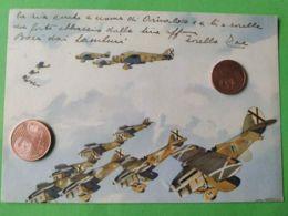 AVIAZIONE  Squadriglia Aerea Biplani - Guerra 1939-45