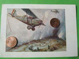 AVIAZIONE  Aeroplano  Reduce Da Una Ricognizione - Guerra 1939-45