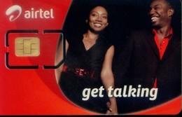Tanzania GSM SIM Cards, (1pcs,MINT) - Tanzania