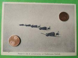 AVIAZIONE  Frecce In Volo Di Perlustrazione Meditterraneo Centrale - Guerra 1939-45