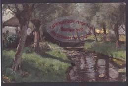 Q0182 - Der Deutsche Wald ... - Paysage - OILETTE Raphael Tuck - Tuck, Raphael