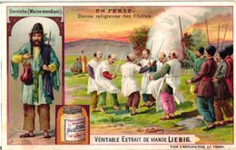 0905 Liebig 6 Cards In Persia- En Perse-Dromodaire- Chef De Tribu-Danse Enfantine-Derviche-Danse Chiîtes C1907 - Liebig