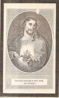 DP. ZUSTER REMIGIA (BARBARA VERMEERSCH) ° ICHTEGHEM + KLOOSTER APOSTELINNE BECELAERE 1869 - 29 JAAR - Religion & Esotérisme