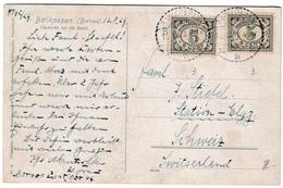 Balikpapan 1929 Borneo - Indes Néerlandaises