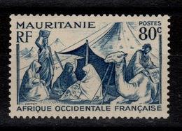 Mauritanie - YV 86 N** - Mauritanie (1906-1944)