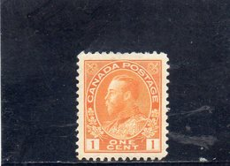 CANADA 1918-25 * - 1911-1935 Reign Of George V