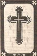 DP. JOANNES ZOETE ° LEYSELE  - + 1880 -86 JAAR - VOORZITTER KERKRAAD - LID GEMEENTE-BESTUUR - Religion & Esotérisme