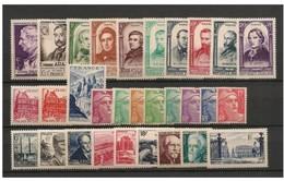AÑOS COMPLETOS  ///  (C560) FRANCIA 1948 AÑO COMPLETO **MNH  CATALOG/COTE: 65€    ¡¡¡ OFERTA !!! - 1940-1949