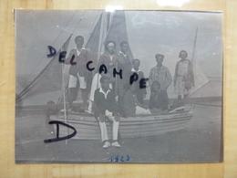 """17 CHATELAILLON LA """"LOUISETTE"""" BATEAU 1923 PHOTO - Châtelaillon-Plage"""