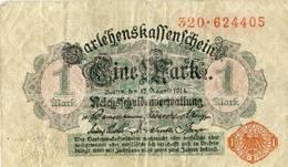 Germany  1 Mark  1914 - [ 2] 1871-1918 : Impero Tedesco