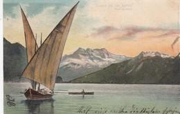 Barque De Lac Leman , Switzerland , 1902 - Other