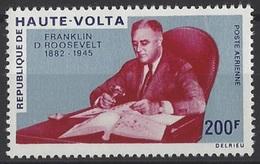 Franklin D Roosevelt (Président) - Haute Volta - 1970 - Haute-Volta (1958-1984)