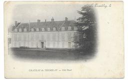 CHÄTEAU DE TREMBLAY - Côté Ouest - Frankreich