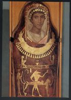 X04 - Egypt - Artemidorus - Mummy Case - British Museum - Antichità