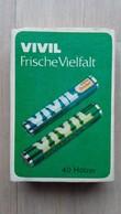 Zündholzschachtel Mit Werbung Für Kaubonbons (VIVIL) Aus Deutschland - Boites D'allumettes