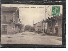 38-MARCILLOLES-( La Cote St.André)-Une Vue Animée De L'Avenue De VIRIVILLE-Hotel - Autres Communes