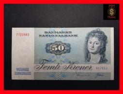 DENMARK 50 Kroner 1978  P. 50  XF - Bangladesh