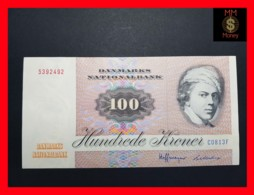 DENMARK 100 Kroner 1981 P. 51  XF - Bangladesh