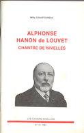 Nivelles   Alphonse Hanon De Louvet   1981 - Cultuur
