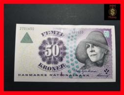 DENMARK 50 Kroner 2001 P. 55  UNC - Bangladesh