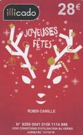 ## Carte  Cadeau  ILLICADO  ##    Gift Card, Giftcart, Carta Regalo, Cadeaukaart - Gift Cards