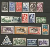 LOT MONACO  NEUF** SANS CHARNIERE  / MNH / COTE 20€ - Collections, Lots & Séries
