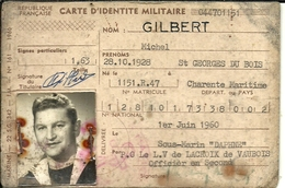 (BATEAUX  DE GUERRE )( SOUS MARINS )( DAPHNE )( EQUIPAGE )( MILITAIRES )( METIERS ) 1960 - Schiffe