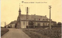 AISCHE-EN-REFAIL   Chapelle Croix Monet. - Eghezée