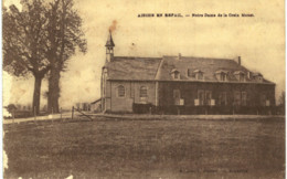AISCHE-EN-REFAIL  Notre Dame De La Croix Monet. - Eghezée