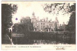 AISCHE-EN-REFAIL Le Château De M Van-Guidtshoven. - Eghezée