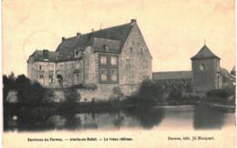 AISCHE-EN-REFAIL Le Vieux Château Environs De Perwez. - Eghezée