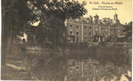 AISCHE-EN-REFAIL  Château D' Aische En Refail. - Eghezée