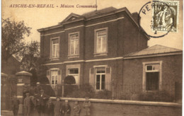 AISCHE-EN-REFAIL   Maison Communale. - Eghezée
