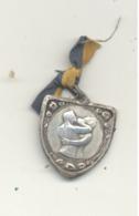 LUTTE - Médaille Du Club Athlétique St Gillois Pour Le XV ème Anniversaire 1912/1927 (b244) - Athlétisme