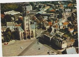 Tienen, Thienen, Tirlemont,Grote Markt, Luchtopname, Jaren '60, Zeldzaam! - Tienen