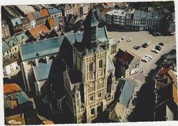 Tienen, Thienen, Tirlemont,Sint-Germanus, Veemarkt En Omgeving, Luchtopname, Jaren '60, Zeldzaam! - Tienen