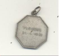 LUTTE - Médaille FLEURUS 26/04/1930 (b244) - Athletics
