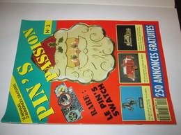 No Pin's  Revue Pin's  PIN'S  PASSION  Numero  3  1991 - Badges