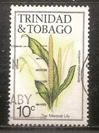 TRINITE ET TOBAGO  OBLITERE - Trinidad & Tobago (1962-...)