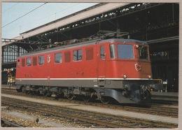 SBB CFF - Ae 6/6 Nr. 11429 - Trains