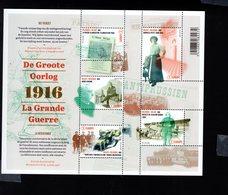700064791 BELGIUM POSTFRIS MINT NEVER HINGED POSTFRISCH EINWANDFREI  OCB BLOK 236 DE GROOTE OORLOG - Blocks & Kleinbögen 1962-....