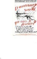 Société Protectrice  Des Animaux Belgique -  Contre L'abandon Des Chiens Au Moment Des Vacances - Autres