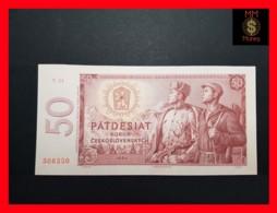 CZECHOSLOVAKIA  50 Korun 1964 P. 90b  UNC - Tchécoslovaquie