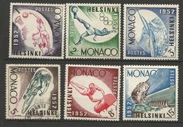 LOT MONACO **/*/O - Collections, Lots & Séries