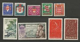 LOT MONACO NEUF** SANS CHARNIERE / MNH - Collections, Lots & Séries