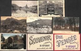 Chaudfontaine - Petit Lot Sympa 11 Cartes (un Peu De Tout .. Voir Scans, Petit Prix) - Chaudfontaine