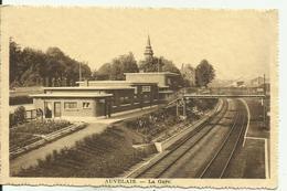 AUVELAIS   La Gare. - Sambreville
