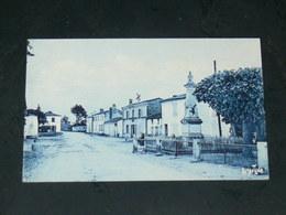 SAINT LAURENT DE LA PREE / ARDT  Rochefort  1910  VUE PLACE  / CIRC /  EDITION - Autres Communes