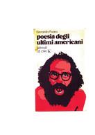 FERNANDA PIVANO POESIA DEGLI ULTIMI AMERICANA FELTRINELLI - Libri, Riviste, Fumetti