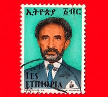 ETIOPIA - Usato - 1973 - Imperatore Haile Selassie - 1 - Etiopia